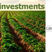 Growth Green Agriculture - Agriculture Investment Summit Europe 2013