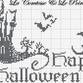 La Comtesse & Le Point De Croix: Preparando Halloween...
