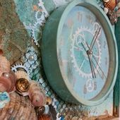 Mixed-Media : It's Summer time