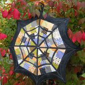 Spider Web Quilt-Along