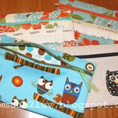 Sew Much 2 Luv: Don't Fear the Zipper...Bag Tutorial :)
