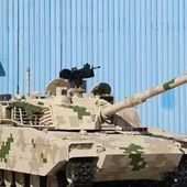 VT-5 light tank to debut at this year's Zhuhai air show in 21 days (Nov 1st 2016)
