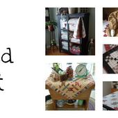 The Painted Quilt: First Friday Freebie #24