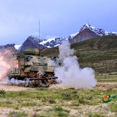 China Defense Blog: PR photos of the day: Joint Tactical Battlegroup on maneuver in Tibet