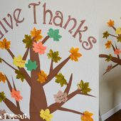 Our Thanks Giving Tree