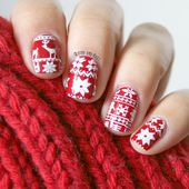 Glitter and Nails: Christmas Sweater