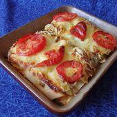 Lasagnes au cabillaud et à l'artichaut