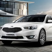 2016 Kia Cadenza Full Review and Details!