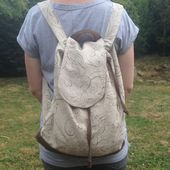 Comment coudre un sac à dos simple.
