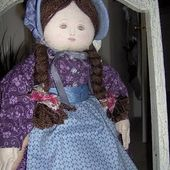 The Americana Collection: Malinda Dalton, Civil War Doll