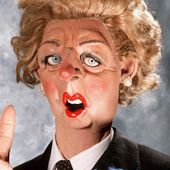 It's all a load of bollocks.: Thatcher was a tool of International Finance interbred, nepotistic Zio-Communits.