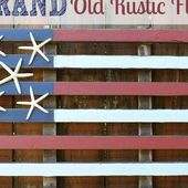 Grand Old Rustic Flag