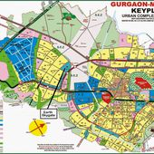 Earth Sky Gate Gurgaon Sector 88 | Commercial | Earth Sky Gate Shops with 12% assured return