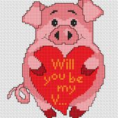 Free Cross Stitch Patterns by AlitaDesigns