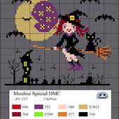Diagramas de Halloween