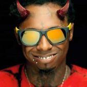 Les Chroniques De Rorschach: Le rappeur Lil Wayne se transforme en démon sur scéne