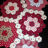 Hexed!! An update! (Quilts In The Barn)