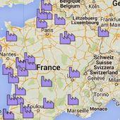 Nature alerte: 23/02/2015...France: Eh Youpla, voici la carte interactive des projets des Mega-fermes-usines à venir