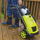 How to Choose a Good Electric Pressure Washer and Safe