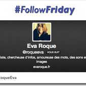 #FollowFriday Eva Roque