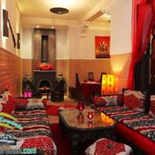 Salon marocain new look design