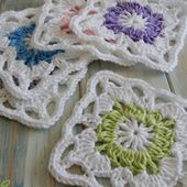 How to Crochet my Vintage Granny Square