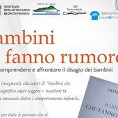 """BAMBINI CHE FANNO RUMORE: PRESENTAZIONE DEL LIBRO """" BAMBINI CHE FANNO RUMORE"""" A SENEGHE"""