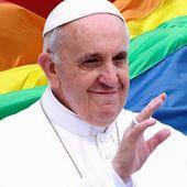 Le Pape François a reçu un transsexuel en audience privée - MOINS de BIENS PLUS de LIENS