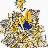 Pack en vrac de livres scolaires et universitaires