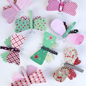 Crafty Sisters: Love Bugs