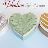 [Make] Decorative Heart Box #2