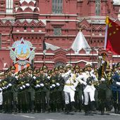 China Defense Blog: Pomp and Circumstance -- PLA in Red Square