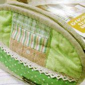 Cosmetic Bag Pattern ~