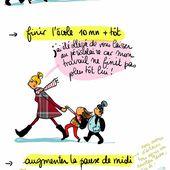 Le Journal d'en Haut de Mademoiselle Caroline: La réforme des rythmes scolaires quand tu peux pas la faire ...
