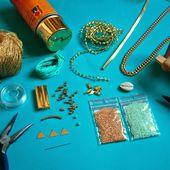 The Camelia - Blog mode, DIY, voyages: DIY - Manchette façon Hipanema nouvelle version