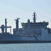 Livefist: Indian Navy For 5 More Fleet Tankers