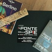 #ilpontedellespie: a Berlino con 20th Century Fox e Invasioni Digitali