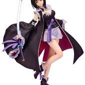 Shining Blade: Yukihime Moekore Plus - Volks 1/7 PVC Figure - Exclusive