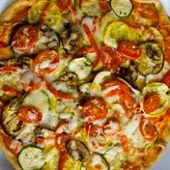 Obama Foodorama: A New Healthy White House Recipe: Executive Chef Cris Comerford's Garden Vegetable Pizza