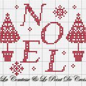 Lacomtesse&lepointdecroix: Albero di Natale