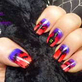Skulls & Polish: Halloween participations #2