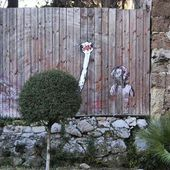 O truche, o #streetart ...
