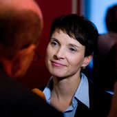 Frauke Petry: smiling face of Germany's resurgent right