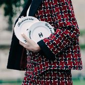 fashionpaprika: lunchtime with Chanel