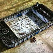 #Prison #moderne ...