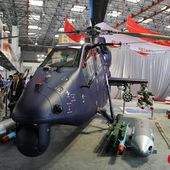China Defense Blog: Photos of the day: Z-19 at Third China Helicopter Expo