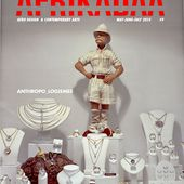 "AFRIKADAA: AFRIKADAA ISSUE N°9 ""ANTHROPOLOGISMES"" IS ONLINE !"