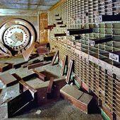 L'or dont les Etats-Unis étaient dépositaires s'est envolé - MOINS de BIENS PLUS de LIENS