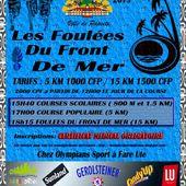 LES FOULEES DU FRONT DE MER 2013