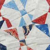 Patchwork Quilt Along | February